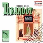 Busoni Ferruccio - Turandot cd musicale di Ferruccio Busoni