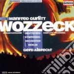 Gurlitt Manfred - Wozzeck Op.16 cd musicale di Manfred Gurlitt