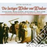 Die lustigen weiber von windsor cd musicale di Otto Nicolai