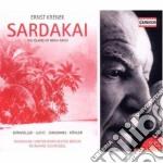 Sardakai cd musicale di Ernst Krenek