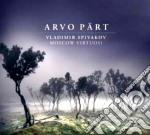 Pärt Arvo - Berliner Messe, Fratres, Collage Über B-a-c-h, Summa, Mozart-adagio cd musicale di Arvo P-rt