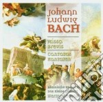 Bach Johann Ludwig - Missa Brevis, Cantate cd musicale di Johann Sebastian Bach