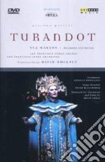 Turandot cd musicale di Eva Marton - Placido Domingo - Leona Mitchell . REGIA: Franco Zeffirelli