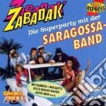 Zabadak cd musicale di Band Saragossa