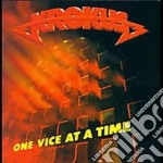 ONE VICE AT A TIME cd musicale di KROKUS