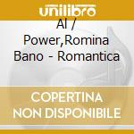 Romantica cd musicale di Albano & romina power