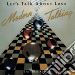 Modern Talking - Let'S Talk About Love cd musicale di MODERN TALKING