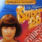 Mireille Mathieu - Die Goldenen Super 20 cd musicale di MATHIEU MIREILLE