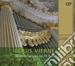 Vierne- Pieces De Fantaisie cd musicale di Louis Vierne