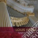 Vierne- Sinfonie Nn. 3 E 5 cd musicale di Louis Vierne