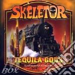Tequila gods cd musicale di Skeletor