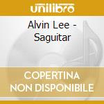 SAGUITAR cd musicale di LEE ALVIN