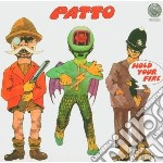 Hold your fire-dig. 09 cd musicale di Patto