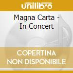 IN CONCERT cd musicale di Carta Magna
