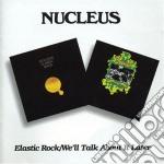 Nucleus - Elastic Rock cd musicale di NUCLEUS