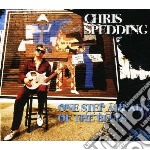 ONE STEP AHEAD OF THE BLUES cd musicale di Chris Spedding