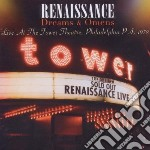 Renaissance - Dreams & Omens cd musicale di Renaissance