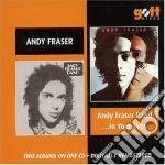 Andy Fraser Band - Andy Fraser Band cd musicale di Andy Fraser band