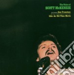 Scott Mckenzie - Voice Of cd musicale di SCOTT MCKENZIE