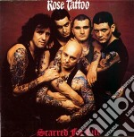 SCARRED FOR LIFE cd musicale di Tattoo Rose