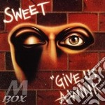 Give us a wink cd musicale di The Sweet