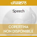 SPEECH cd musicale di STEAMHAMMER