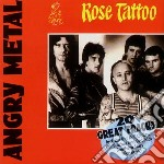 Rose Tattoo - Angry Metal cd musicale di Tattoo Rose