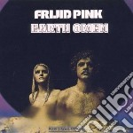 Frijid Pink - Earth Omen cd musicale di Pink Frijid