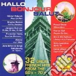 HALLO BONJOUR SALUTE cd musicale di Artisti Vari