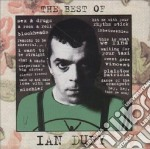 THE BEST OF cd musicale di DURY IAN