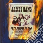 THE BEST OF... cd musicale di James Gang