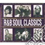 R&B SOUL CLASSICS (2CDx1) cd musicale di ARTISTI VARI