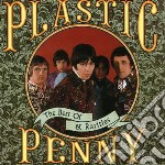 Plastic Penny - Best Of & Rarities cd musicale di Penny Plastic