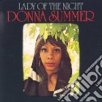 LADY OF THE NIGHT cd musicale di Donna Summer