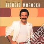 THE BEST OF cd musicale di Giorgio Moroder