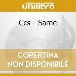 CCS cd musicale di CCS