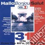 HALLO-BONJOUR-SALUT cd musicale di Artisti Vari