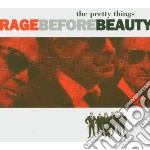RAGE BEFORE BEAUTY cd musicale di Things Pretty