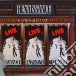 LIVE AT CARNEGIE HALL cd musicale di RENAISSANCE