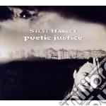 Steve Harley - Poetic Justice cd musicale di Steve Harley
