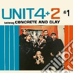 Unit 4 + 2 - Number 1 Feat. Concrete& Clay cd musicale di Unit 4 + 2