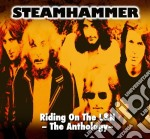 Riding on the l & n cd musicale di Steamhammer