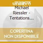 Tentations d'abelard cd musicale di Michael Riessler
