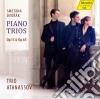 Trio per archi e pianoforte op.15