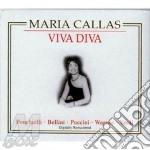VIVA DIVA (BOX 5CD) cd musicale di CALLAS MARIA