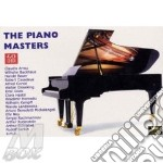 The piano masters cd musicale di Artisti Vari
