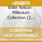 MILLENIUM COLLECTION-2CD cd musicale di NELSON WILLIE