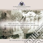Tchaikovsky romeo and juliet cd musicale di Royal philharmonic orchestra