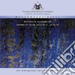 Royal Philharmonic Orchestra - Mussorgsky: Pictures At An Exhibition / Ravel: Daphnis Et Chloé cd musicale di Royal philharmonic orchestra