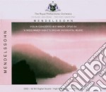 Royal Philharmonic Orchestra - Mendelssohn: Violin Concertos In E Minor cd musicale di Royal philharmonic orchestra